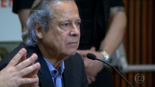 TRF-4 mantém condenação de Dirceu em 30 anos e nove meses de prisão