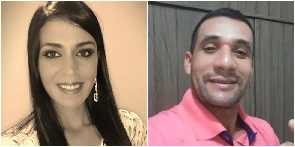 Silvana Sobrinho Bulle Huaixan e Liciomar Borges morreram em acidente entre Catanduva e Novais (SP) — Foto: Arquivo pessoal
