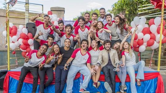 Elenco se emociona ao relembrar momentos inesquecíveis do 'Dom Fernão'