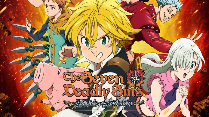 The Seven Deadly Sins: Knights of Britannia (Foto: Divulgação/Bandai Namco)