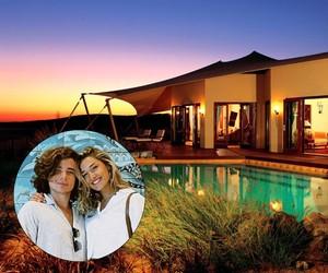 Sasha e João Figueiredo se hospedam em resort no deserto com diárias de até R$ 23 mil