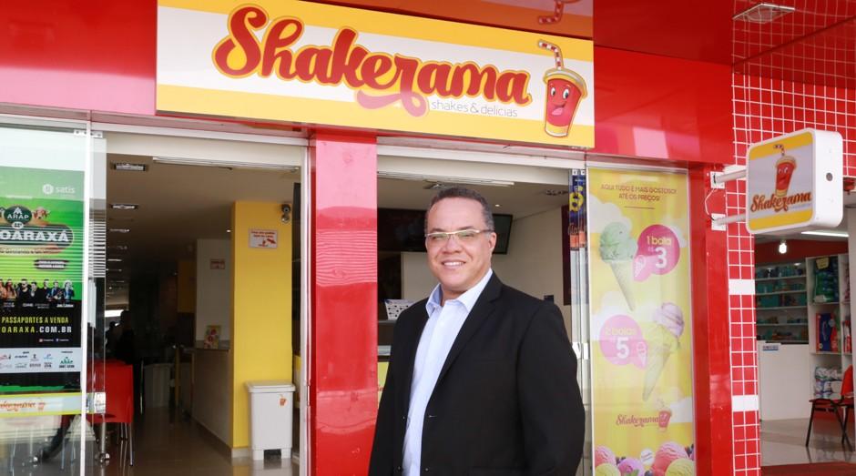 Luciano Rodrigo de Souza, Shakerama (Foto: Divulgação)