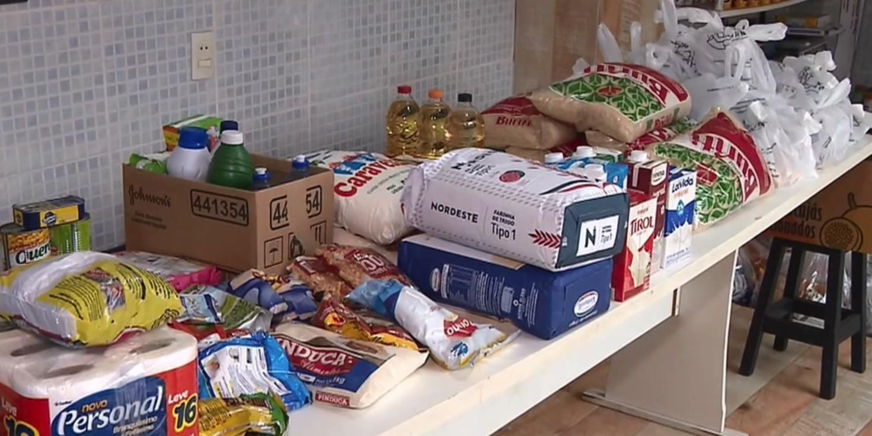 Com aumento da procura na pandemia, Cáritas Diocesana pede doações de alimentos para cestas básicas e refeições diárias