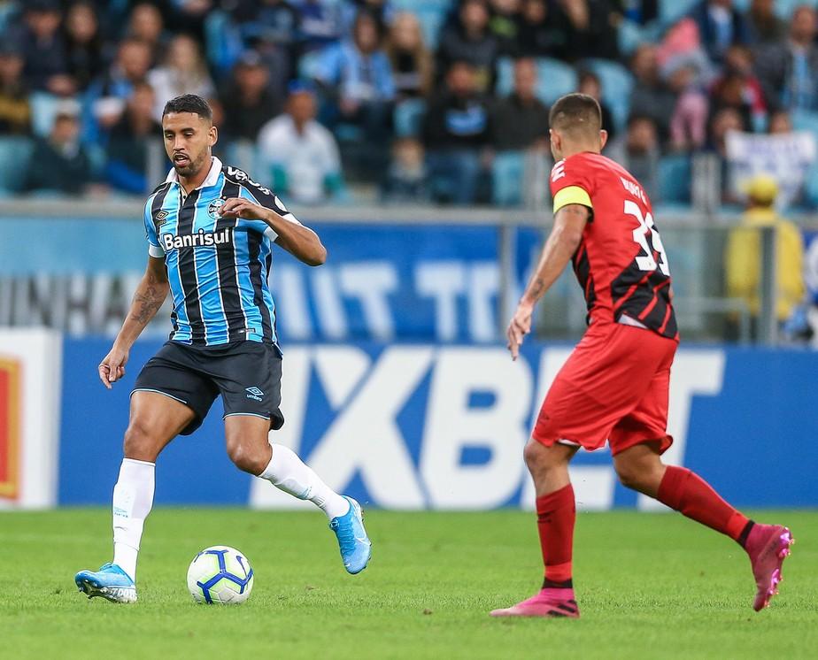 Contra o São Paulo, Michel tem chance de retomar espaço no Grêmio de olho em decisões