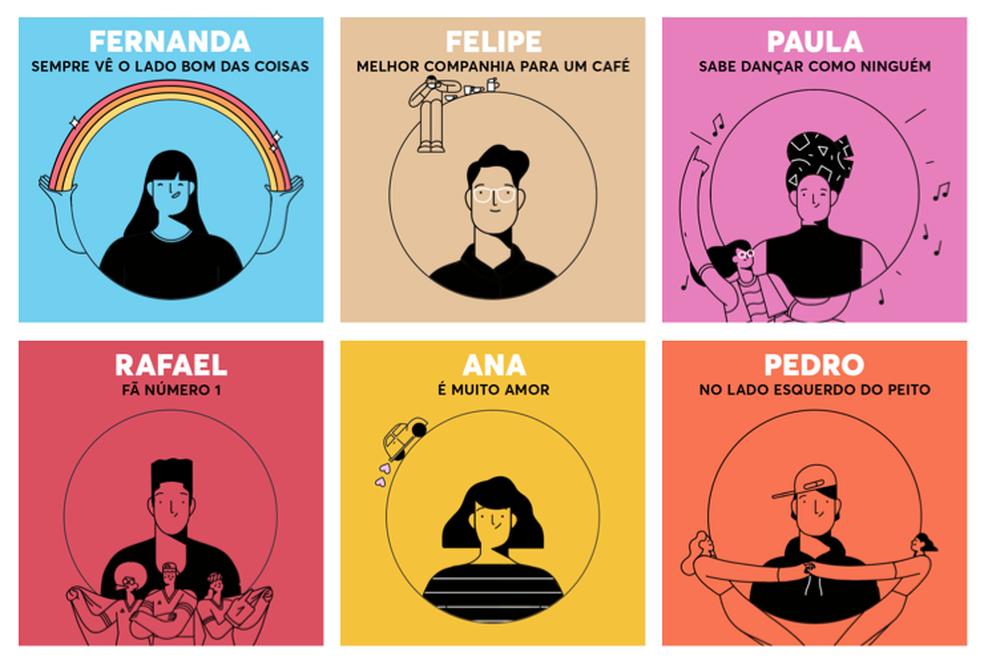 Prêmios para Amigos é nova função do Facebook para comemorar o Dia do Amigo (Foto: Divulgação/Facebook)
