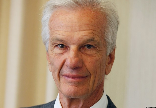 O empresário Jorge Paulo Lemann (Foto: Divulgação)