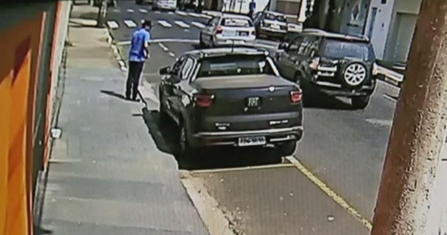 Suspeito de agredir e ameaçar mulher de morte é preso pela Polícia Civil em Passos, MG - Notícias - Plantão Diário