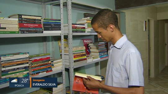 Estudante cria biblioteca comunitária e é aprovado para integrar delegação de jovens na ONU, nos EUA