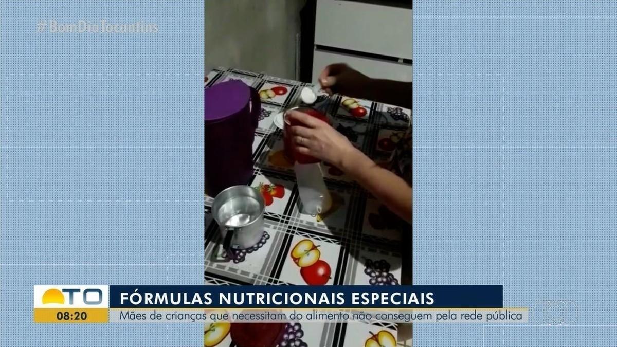 Sem leite especial na rede pública, mães contam com doações para alimentar filhos com problemas de saúde