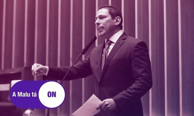Marcelo Ramos (PL-AM) é o primeiro vice-presidente da Câmara dos Deputados