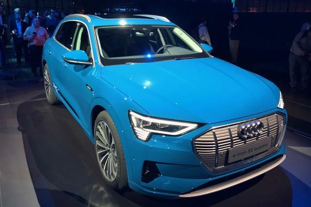 Audi E-tron (Foto: Guilherme Blanco Muniz)