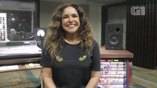 VÍDEO: Daniela terá Silva, Majur, Hiran e Thathi em trio e revela novidades para desfiles no carnaval da Bahia