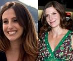 Luana Martau e Gerogiana Góes em elenco de humorístico | Arquivo