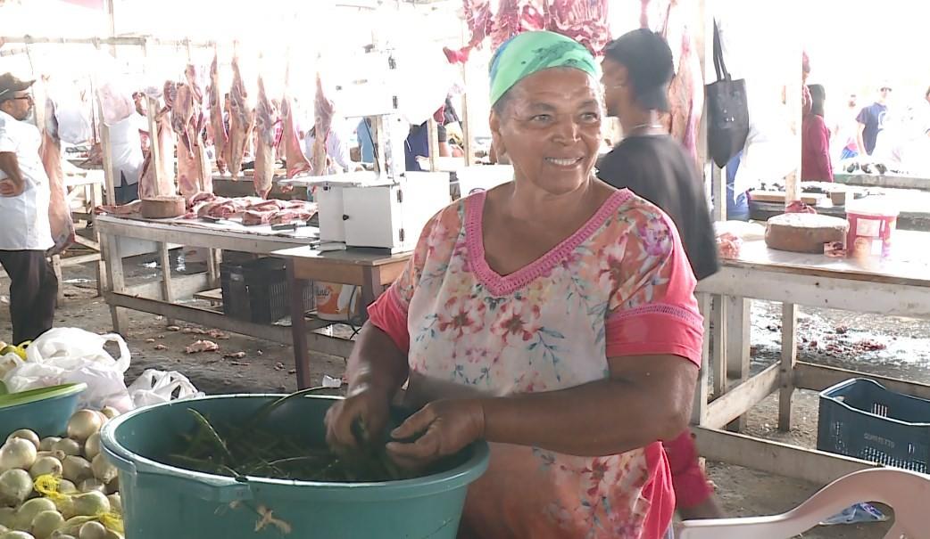 Feirantes de Petrolina falam do orgulho de exercer a profissão - Notícias - Plantão Diário