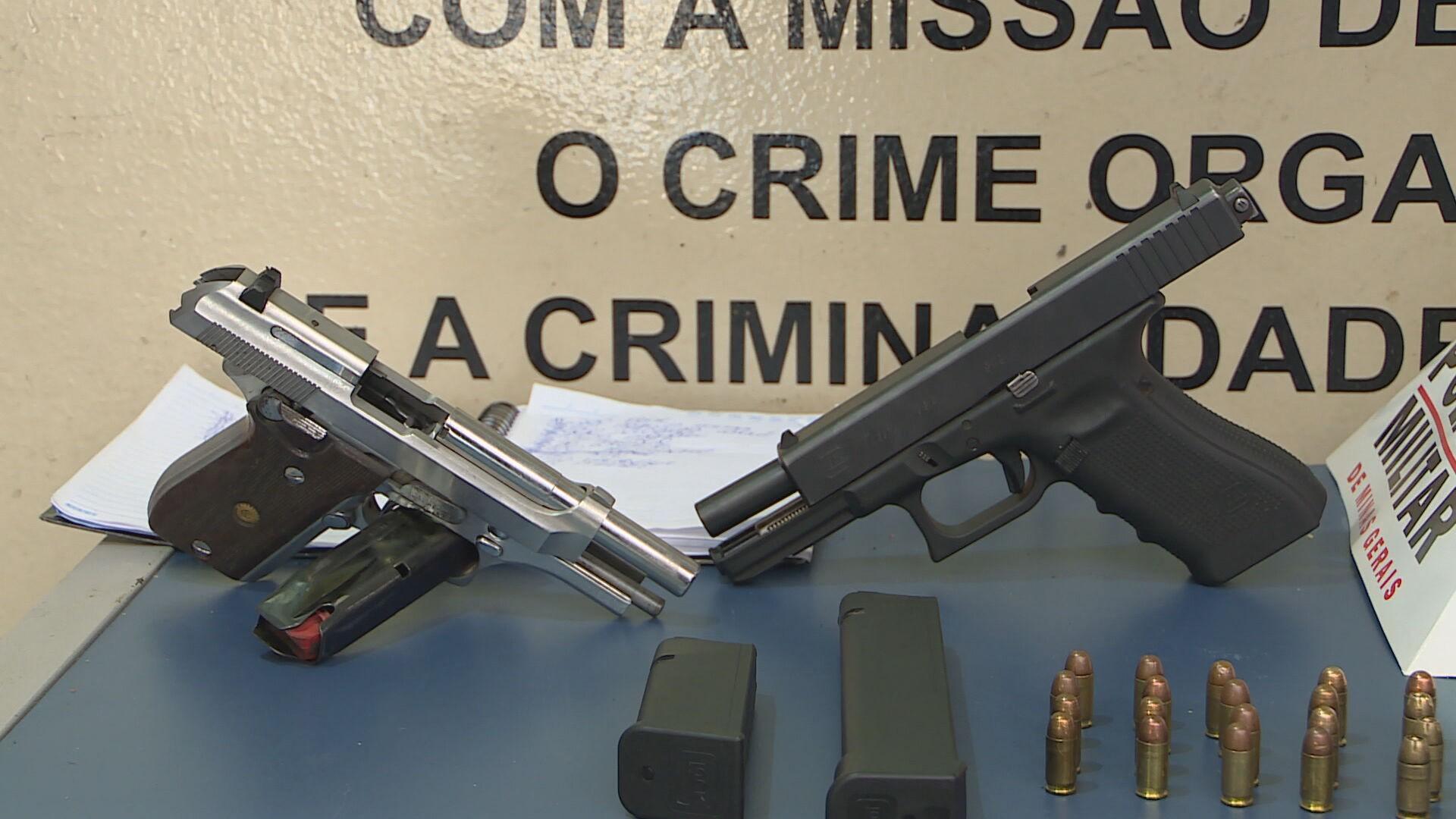 Suspeito morre e outro é preso em operação da PM no combate ao tráfico em Ribeirão das Neves