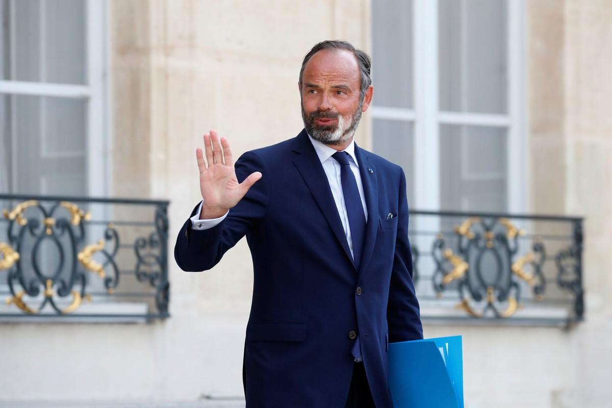 Edouard Philippe pede demissão; Jean Castex será o novo primeiro-ministro francês – G1