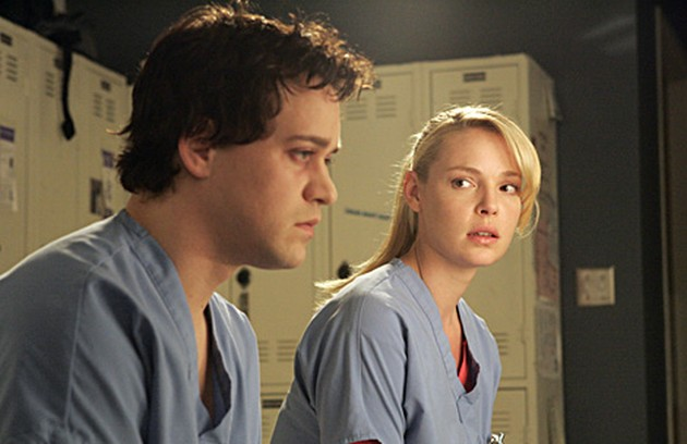 """""""Grey's Anatomy"""": """"Essa é a que acompanho há mais tempo. Dela surgiu essa paixão por séries"""" (Foto: Dupla vai sair de 'Grey´s anatomy')"""