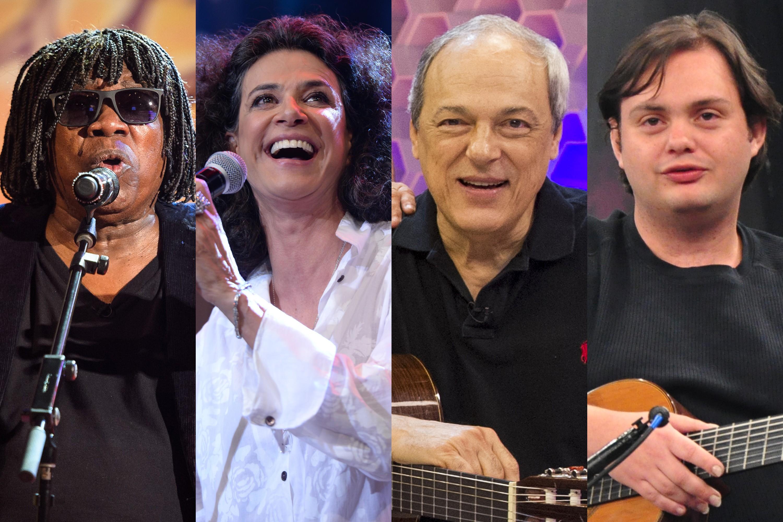 Lives de hoje: Milton Nascimento, Simone, Toquinho, Yamandu Costa e mais shows pra ver em casa