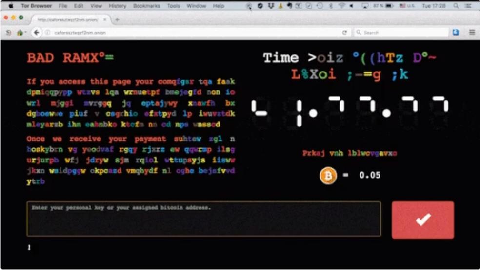 Ransomware BadRabbit se disfarçava na forma de atualização para Flash Player (Foto: Divulgação/Kaspersky)