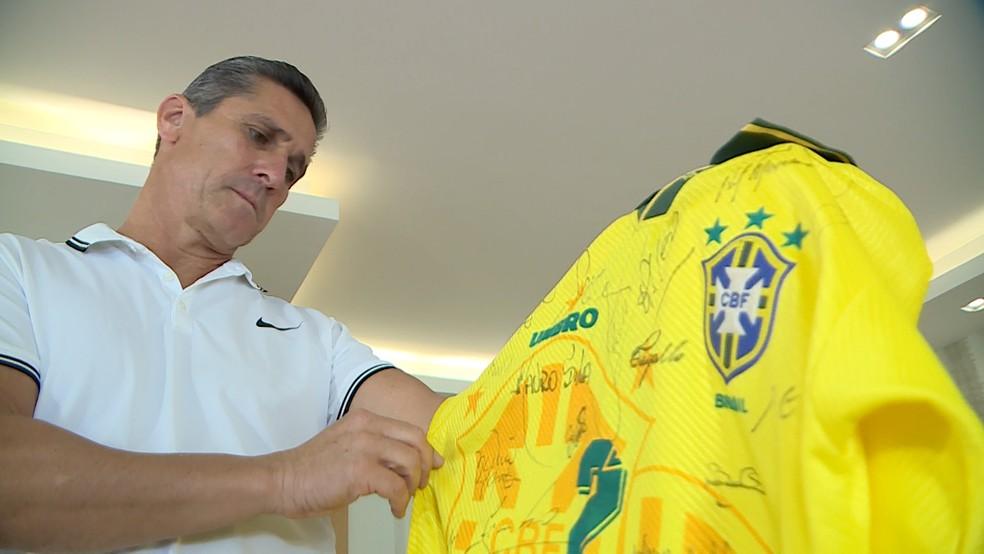 Papo de Copa: Jorginho  (Foto: Reprodução: TV)