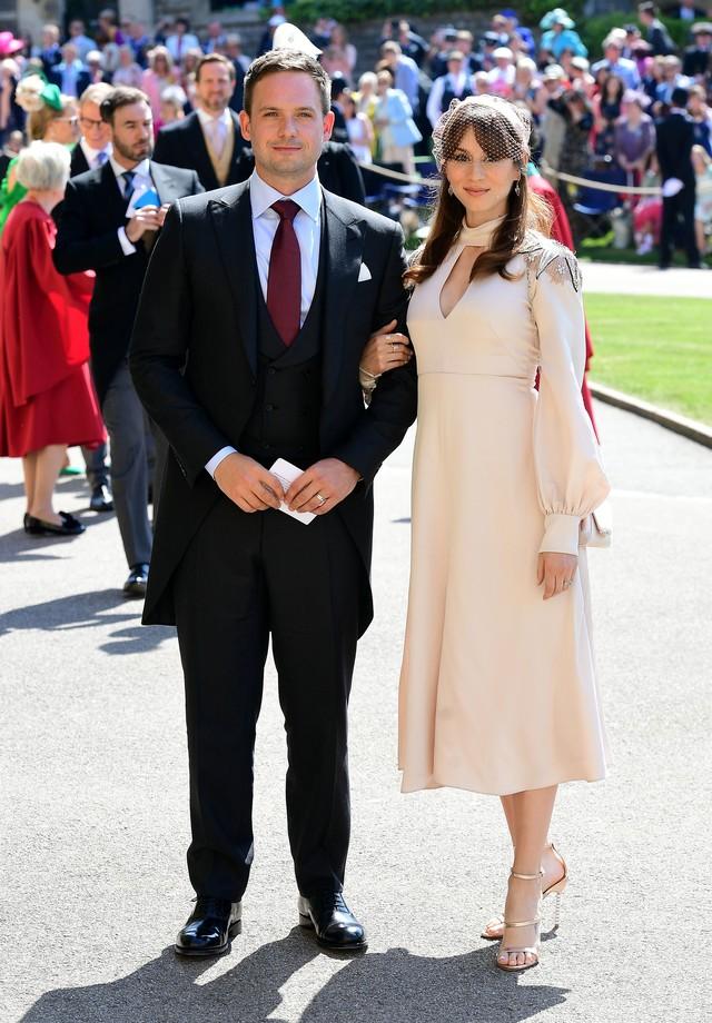 Todos os convidados do casamento de Meghan e Harry (Foto: Getty)