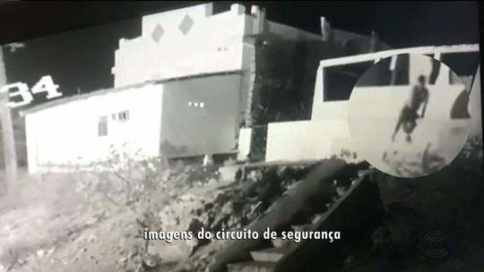 Vídeo mostra fuga de detentos da cadeia pública de Picuí, PB