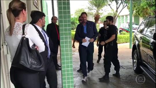 Senador Acir Gurgacz (PDT-RO) está preso na Penitenciária da Papuda