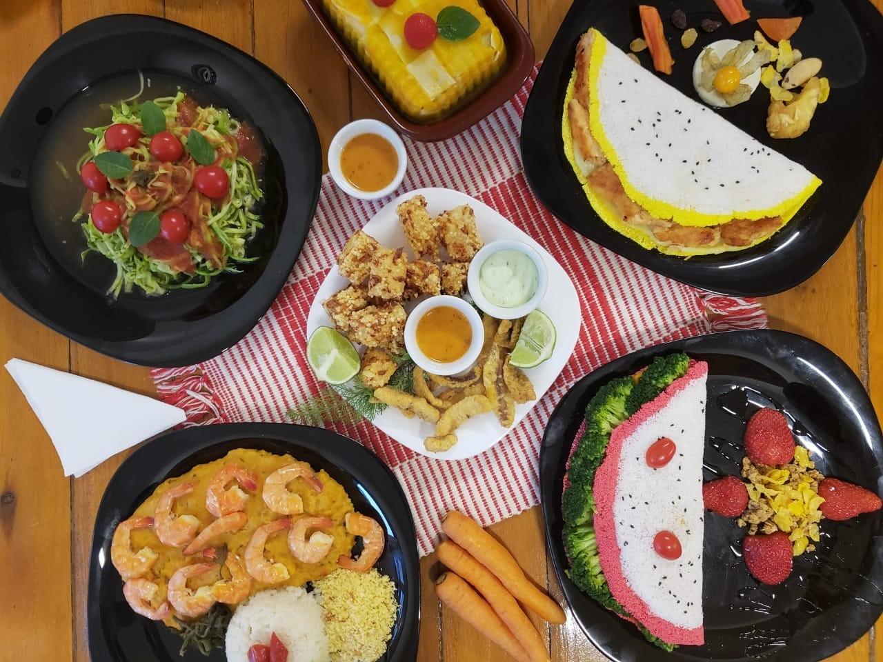 Proposta era oferecer o que ninguém na região tinha: comida do Norte (Foto: Divulgação)