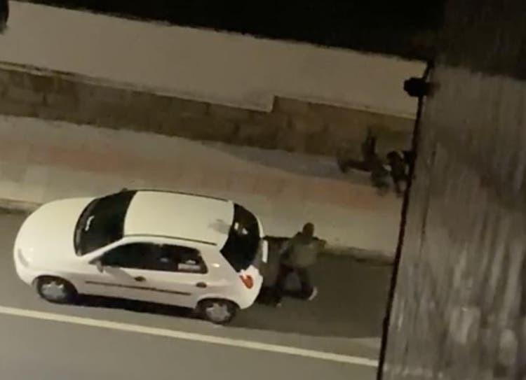Delegado atirou da janela de apartamento durante assalto em Criciúma: 'O que fiz foi seguro', diz