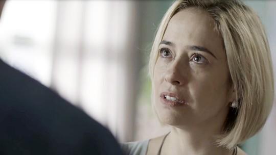 Filipe defende Rita e Lígia se exalta: 'A mãe sou eu!'
