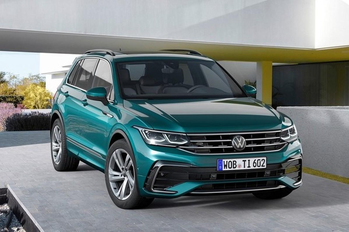 Volkswagen Tiguan 2021 Tem Versao Esportiva De 320 Cv Hibrida Plug In Esta Confirmada Para O Brasil Carros Autoesporte