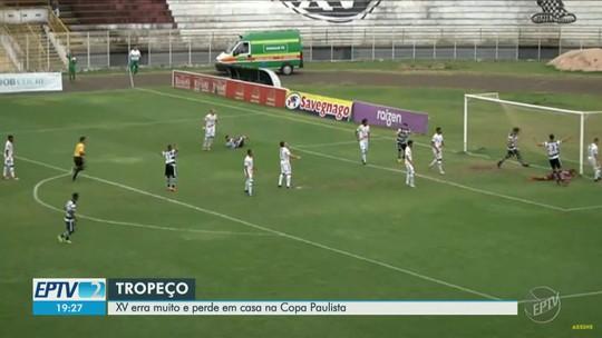 Novorizontino desencanta com vitória fora sobre o XV e embola Grupo 8 da Copa Paulista