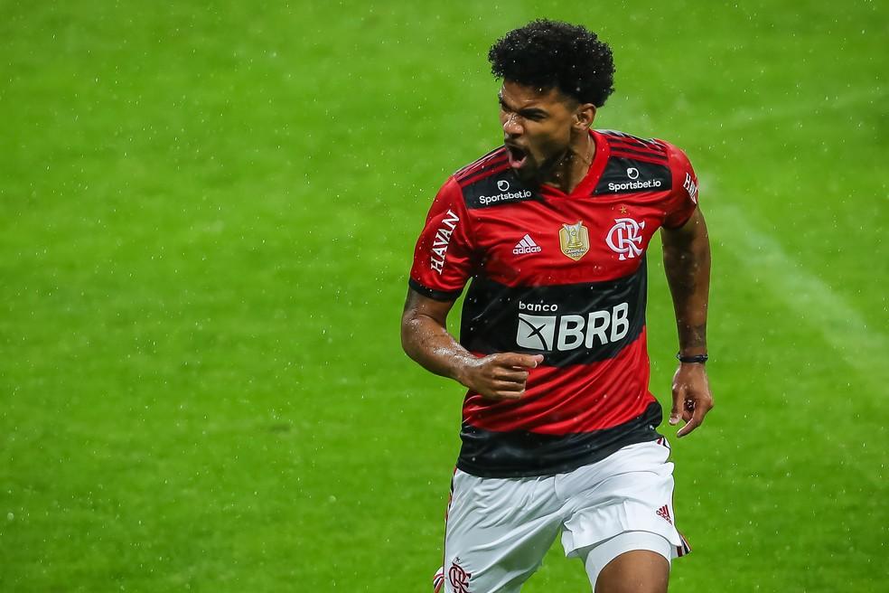 Bruno Viana Flamengo — Foto: Pedro H. Tesch / Agif