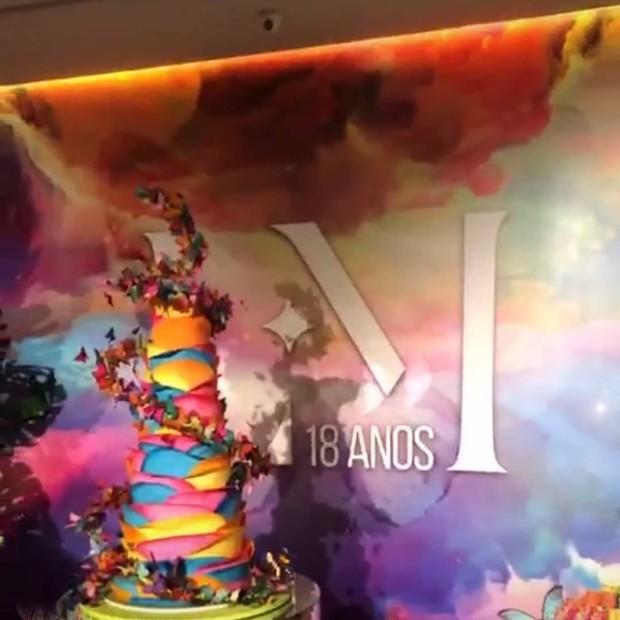 Larissa Manoela Comemora 18 Anos Com Festão Em Sp Quem Quem News