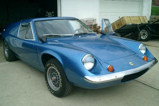 Lotus Europa 1974 (Foto: Reprodução)