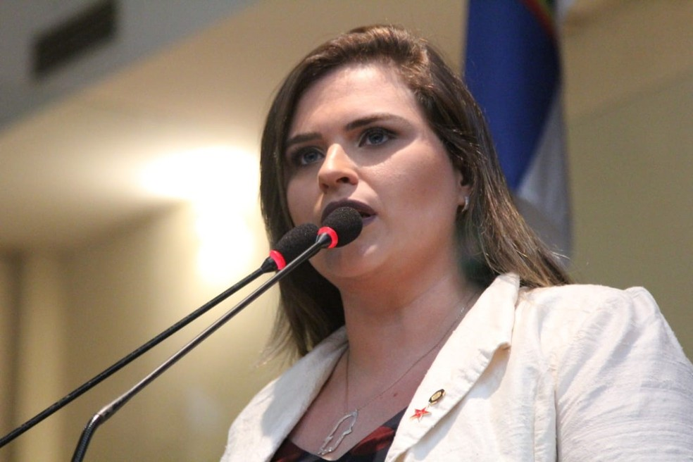 Deputada federal Marília Arraes (PT-PE)  — Foto: Arthur Marrocos/Divulgação