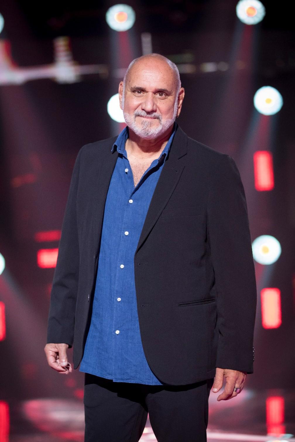 Zé Alexanddre conquistou o 'The Voice +' com voto do público! — Foto: João Miguel Júnior/Globo