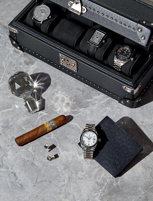 Relógio (Foto: Debora Maxx)