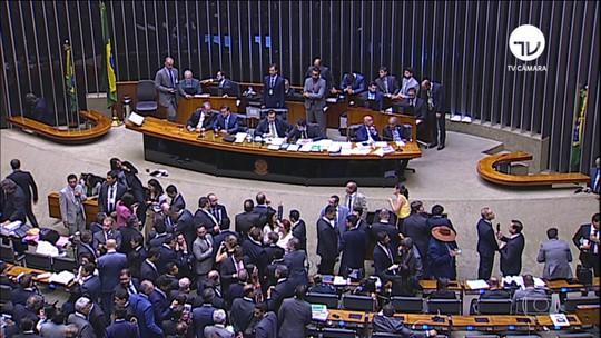 Câmara aprova texto-base da MP que reduz número de ministérios e transfere Coaf para Economia