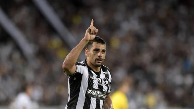 Diego Souza, Botafogo x Sol de America