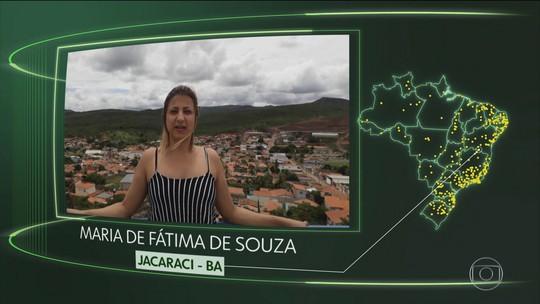 Vídeos de Jacaraci, Riacho de Santana, Ananás, Pacajus, Caçapava do Sul e Salvaterra