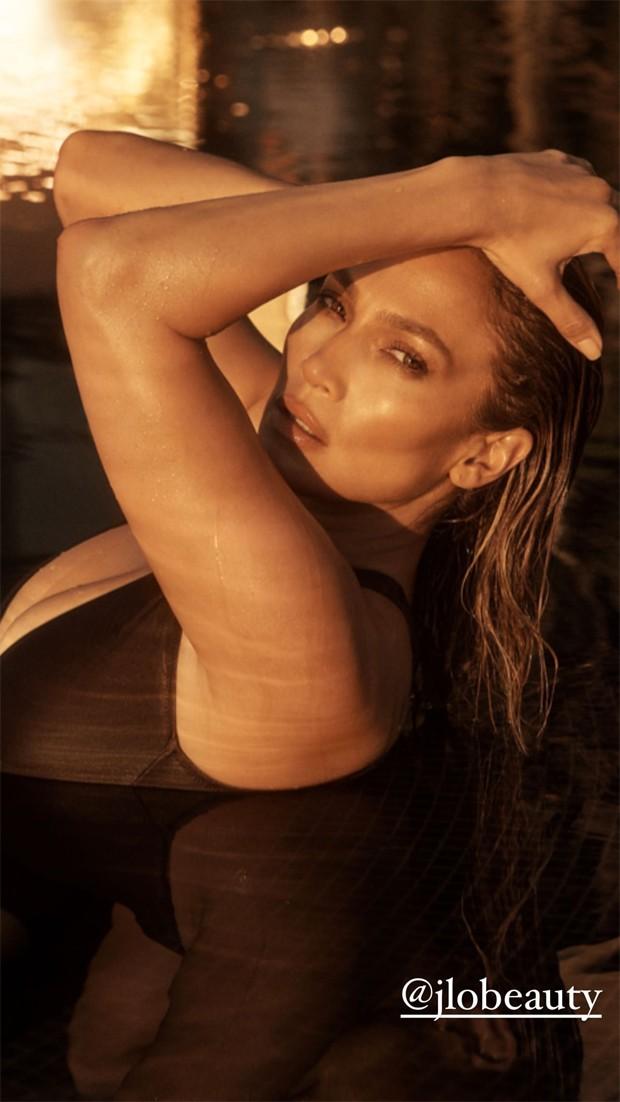 Jennifer Lopez (Foto: Reprodução / Instagram)