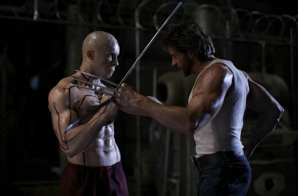 Deadpool e Wolverine em cena de X-Men Origens: Wolverine (2009) (Foto: Reprodução)