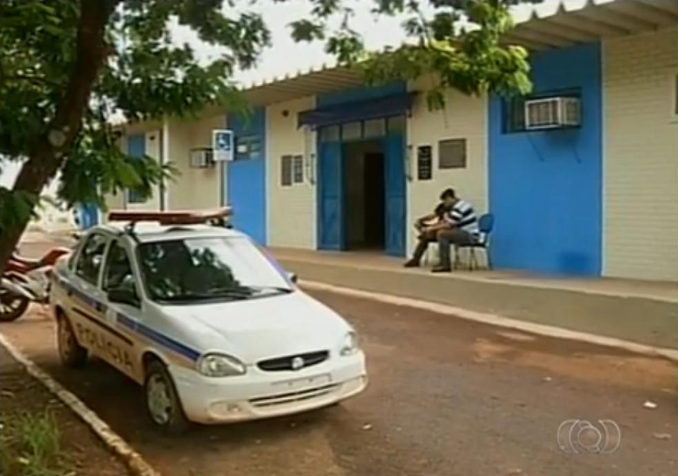 Diretoria da Casa de Prisão Provisória de Araguaína disse que não há verba para abastecimento (Foto: Reprodução/TV Anhanguera)