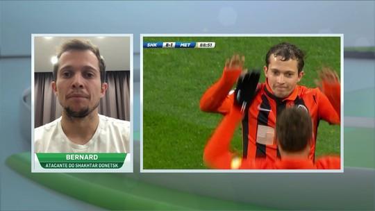 Bernard diz que prefere Galo, mas abre portas a Palmeiras e São Paulo caso volte