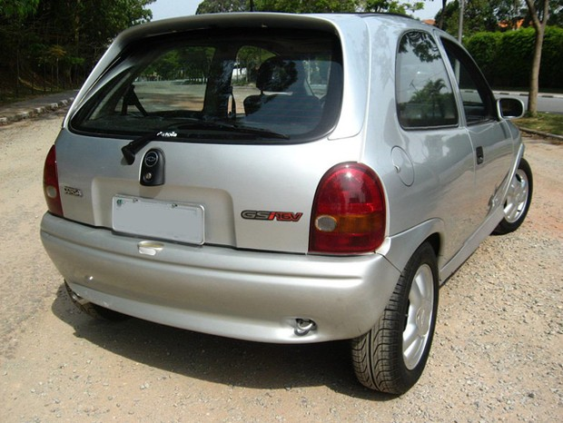 Clássico do dia: Chevrolet Corsa GSi (Foto: Reprodução)