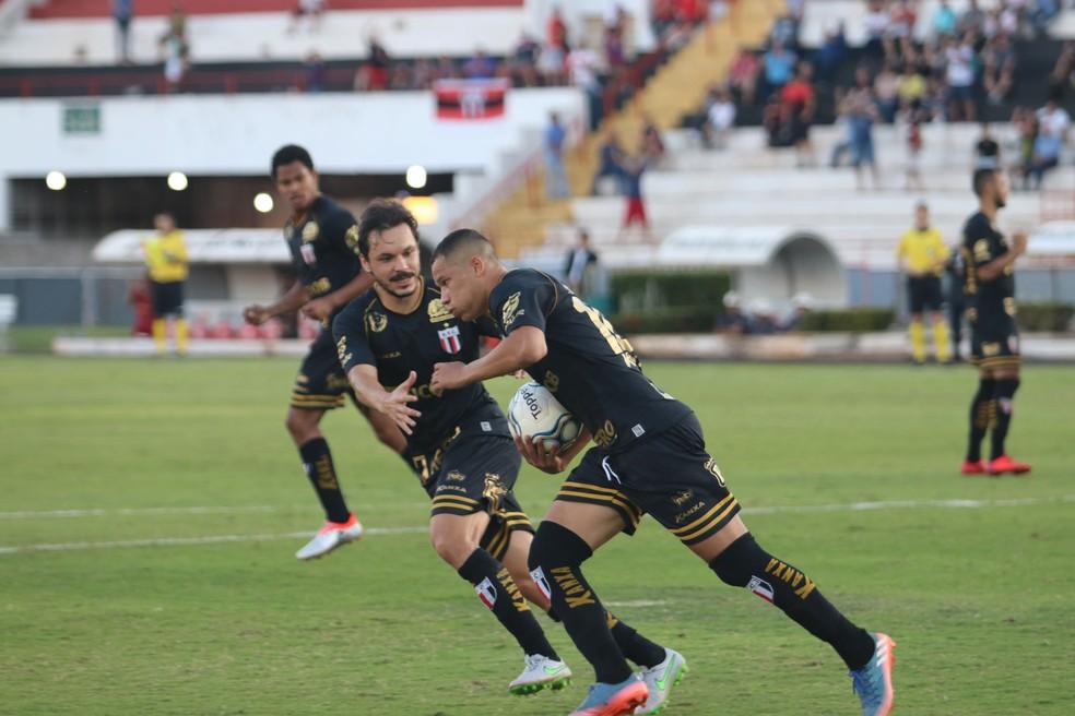 Botafogo-SP joga contra o Botafogo-PB na disputa por uma vaga na Série B (Foto: Raul Ramos / Agência Botafogo)