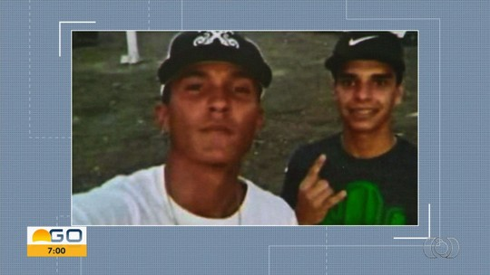 Dupla é presa suspeita de matar dois jovens por ciúmes de ex-mulher, em Palmeiras de Goiás
