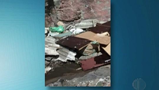 Descarte irregular de lixo incomoda moradora do Caiuby