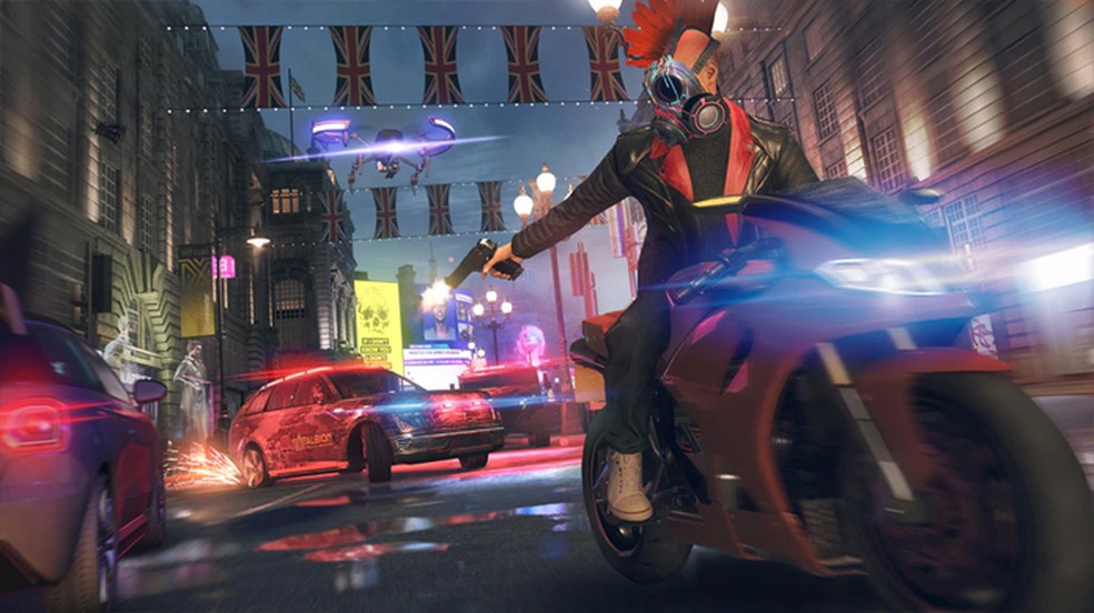 Watch Dogs Legion Permitirá Que Jogadores Controlem Qualquer Personagem No Playstation 5 — Foto: Reprodução/Ubisoft